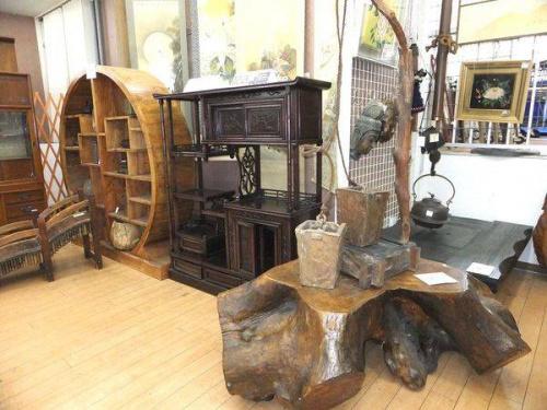 壷の相模原骨董市