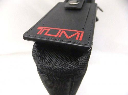ビジネスアイテムのトゥミ(TUMI)