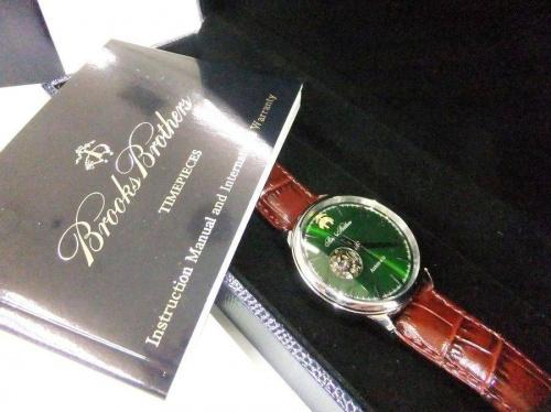 腕時計のBrooks Brothers