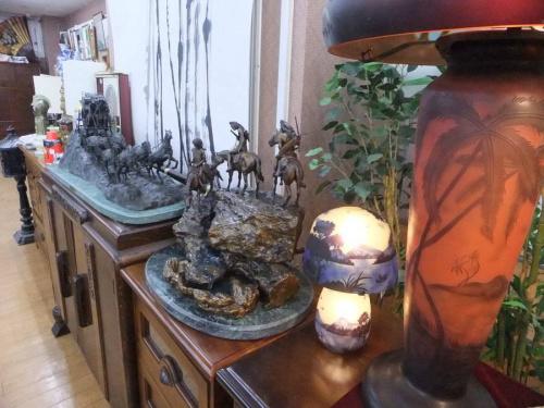 陶器人形の西洋