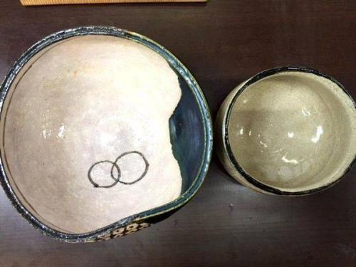 茶碗の相模原骨董市