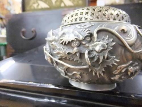 和食器の香炉