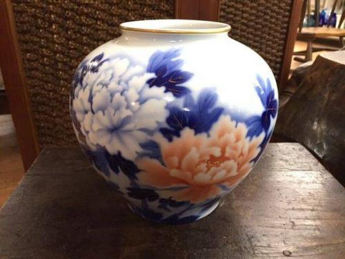 置物の花瓶