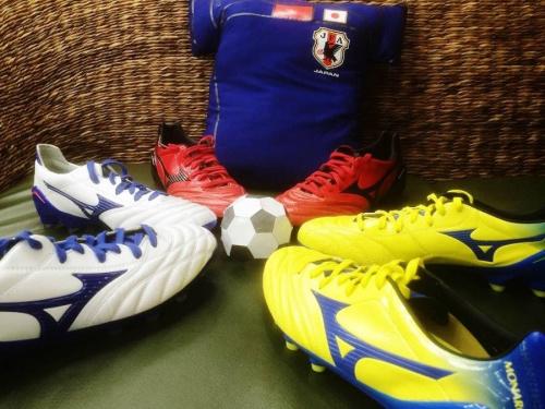 スポーツ用品のサッカー・フットサル