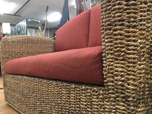 ソファのアジアン家具