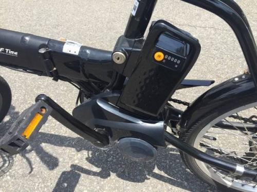 折りたたみ自転車のDOPPELGANGER