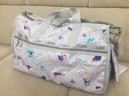 レディースファッションのボストンバッグ