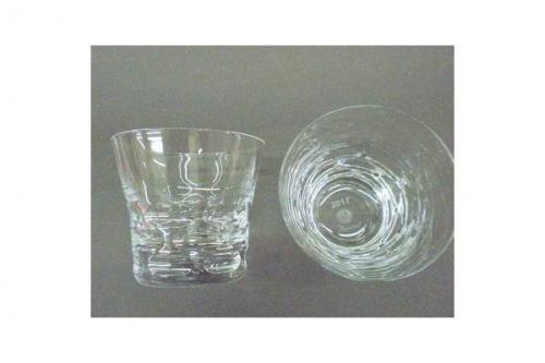 ロックグラスのバカラ(Baccarat)
