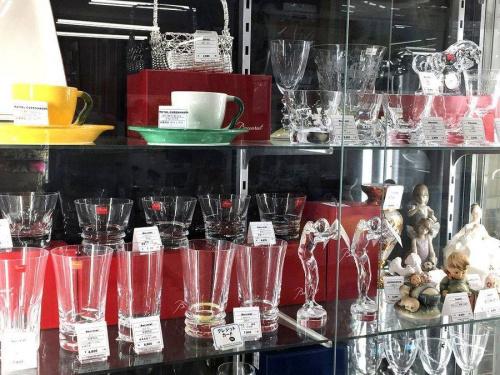 グラスの食器