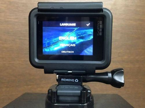 GoProのアクションカメラ