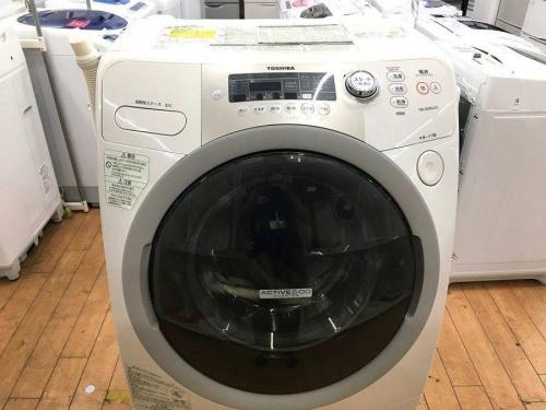 ドラム式洗濯機の相模原