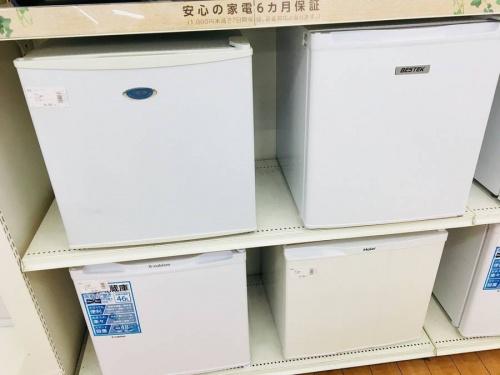 中古冷蔵庫の1ドア冷蔵庫