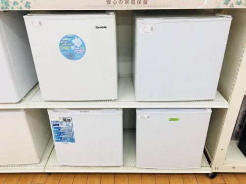 1ドア冷蔵庫の中古家電