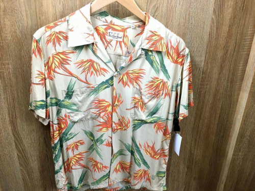 アロハシャツの夏物買取