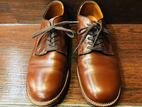 靴のALDEN