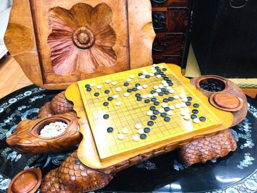 ホビーの囲碁