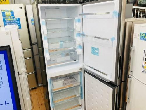 Haierの中古冷蔵庫