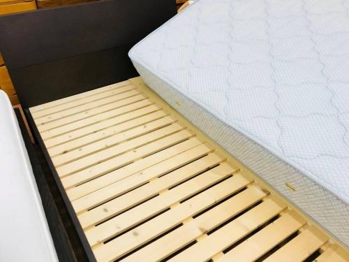 ベッドのニトリ