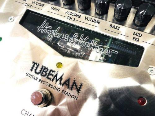 TUBEMANの相模原