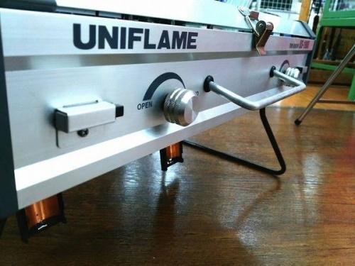 UNIFLAMEのユニフレーム