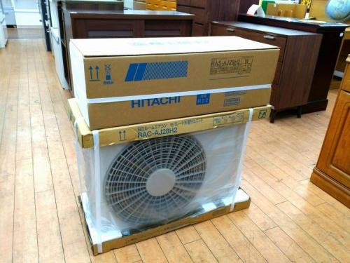 キッチン家電のエアコン