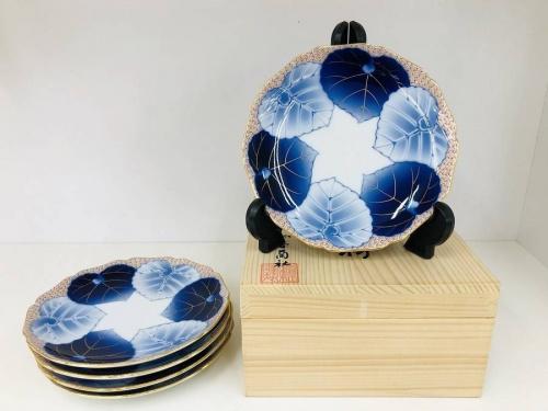 和食器の銘々皿