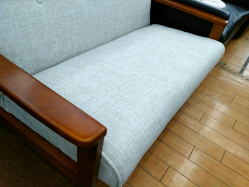 B-COMPANYの布ソファー