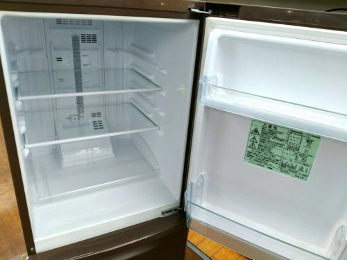 2ドア冷蔵庫のPanasonic