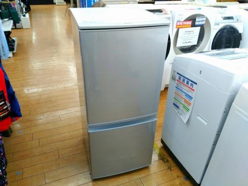 洗濯機の2ドア冷蔵庫