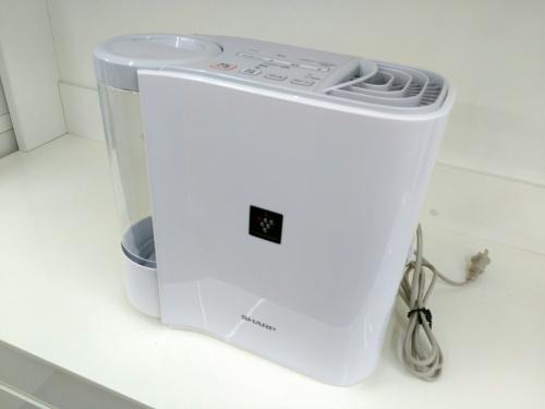 加湿空気清浄機の2018年製