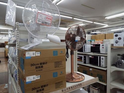 扇風機のタワーファン