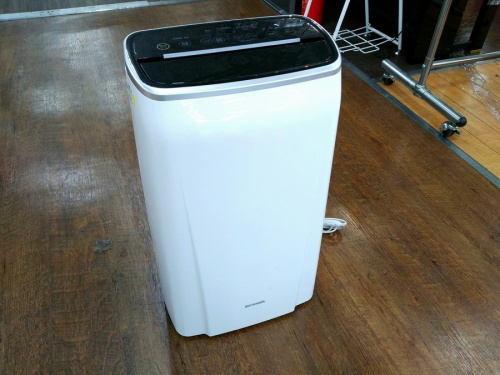 除湿機の衣類乾燥機