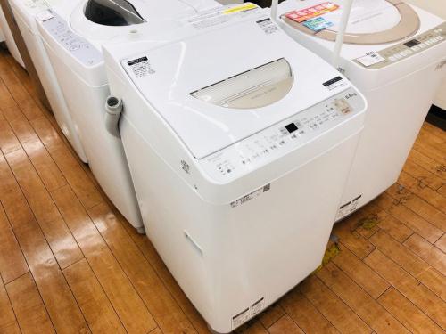 生活家電の洗濯機 乾燥機能