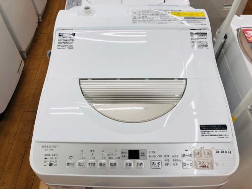 洗濯機 乾燥機能のシャープ SHARP