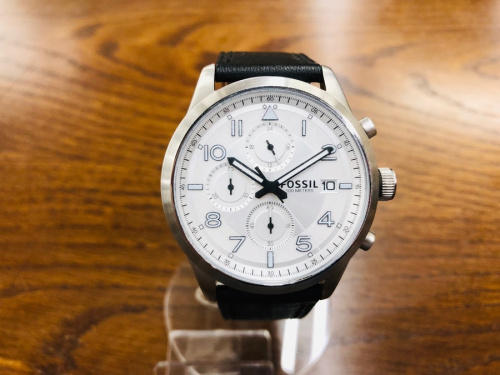 腕時計のフォッシル FOSSIL