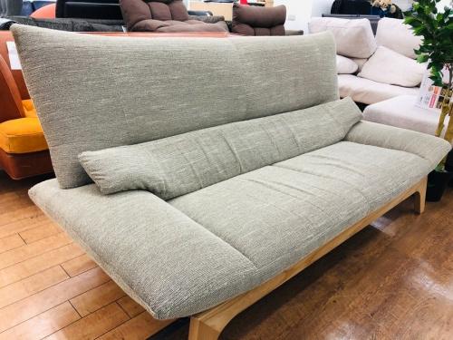 家具のソファ 3人掛け