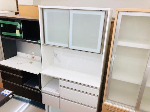 家具のカップボード レンジボード 食器棚