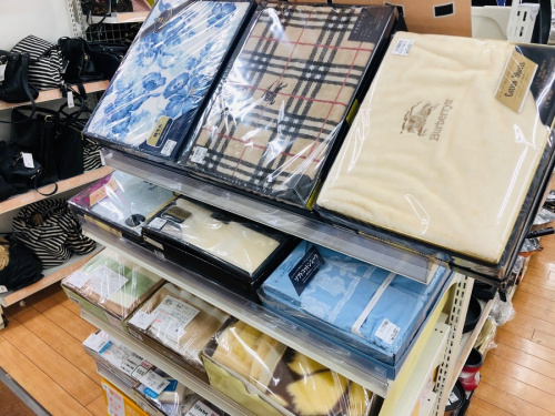 寝具 シーツ タオルの買取 強化