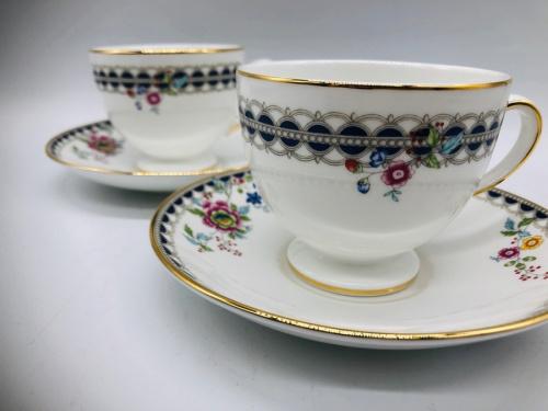 相模原 洋食器のカップ&ソーサー