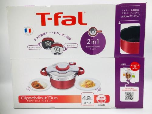 鍋のT-FAL