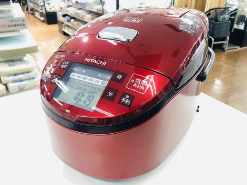 調理家電の炊飯器 IH
