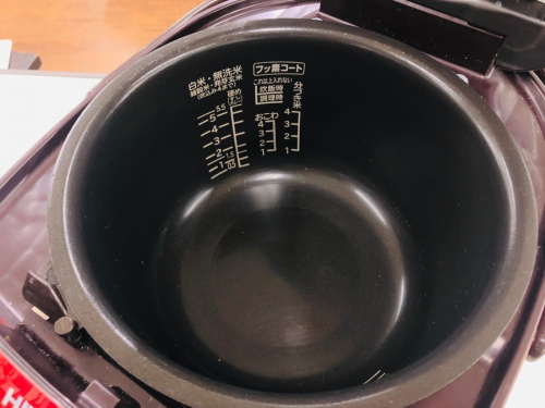 炊飯器 IHの日立 HITACHI
