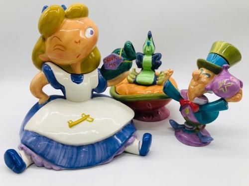 雑貨 不思議の国のアリスの洋食器 ディズニー