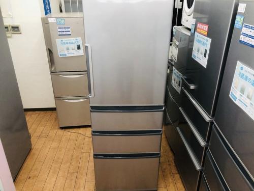 冷蔵庫 4ドア冷蔵庫のAQUA アクア