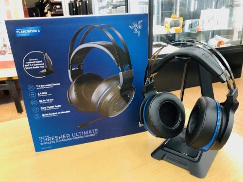 デジタル家電のオーディオ ヘッドセット サラウンド