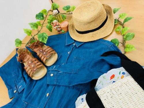 レディースファッションのワンピース カットソー ブラウス チュニック シャツ