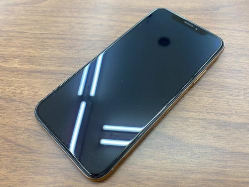 スマートフォンのiPhoneXS