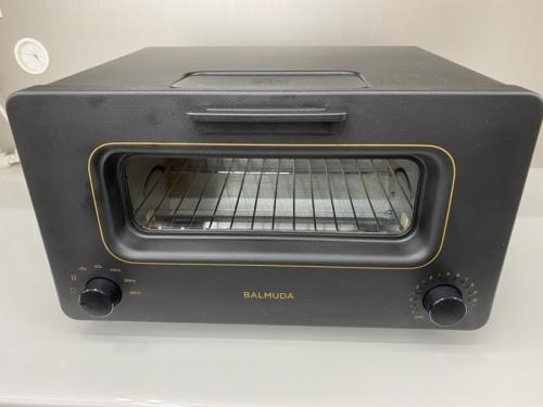 キッチン家電のスチームトースター