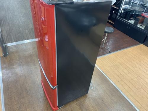 2ドア冷蔵庫のMITSUBISHI 三菱