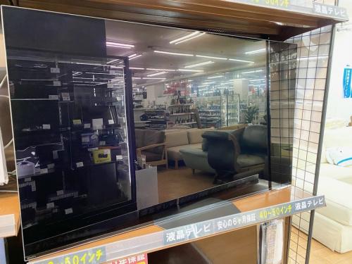 テレビの有機ELテレビ